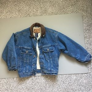 Vintage Boys Denim Jacket